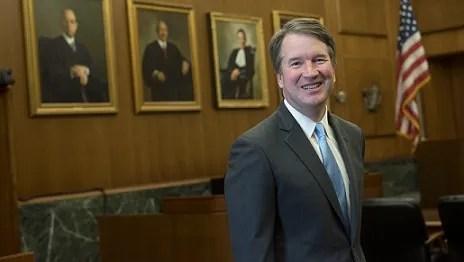 Donald Trump's SCOTUS nomination scramble hinges on Brett ...