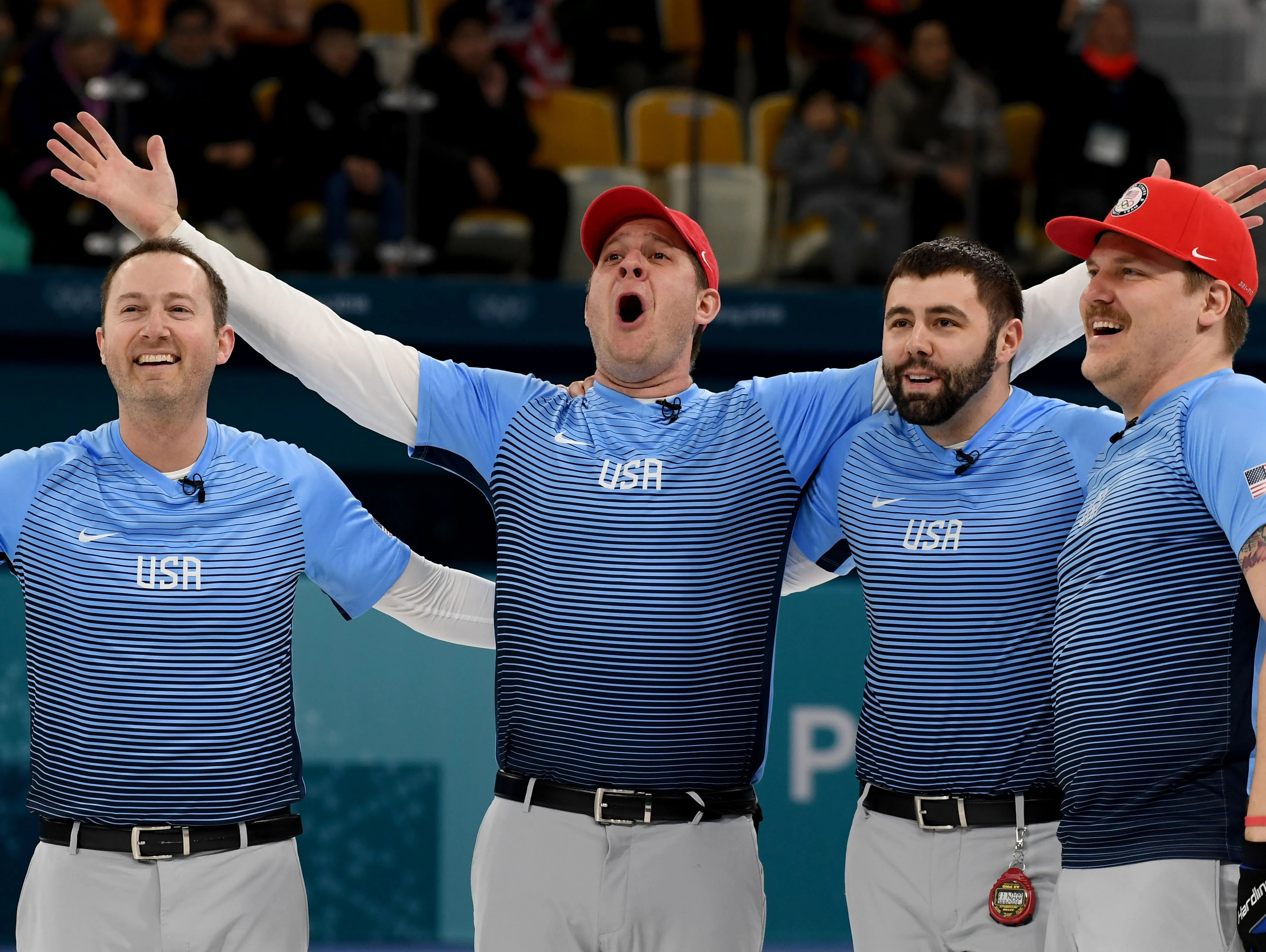 Best images from Saturday at Winter Olympics