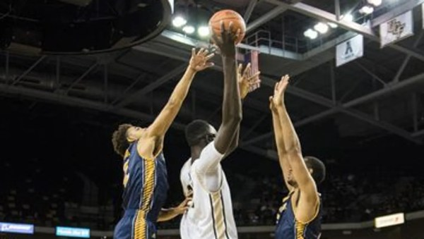 Men's basketball: UCF looks to continue winning streak