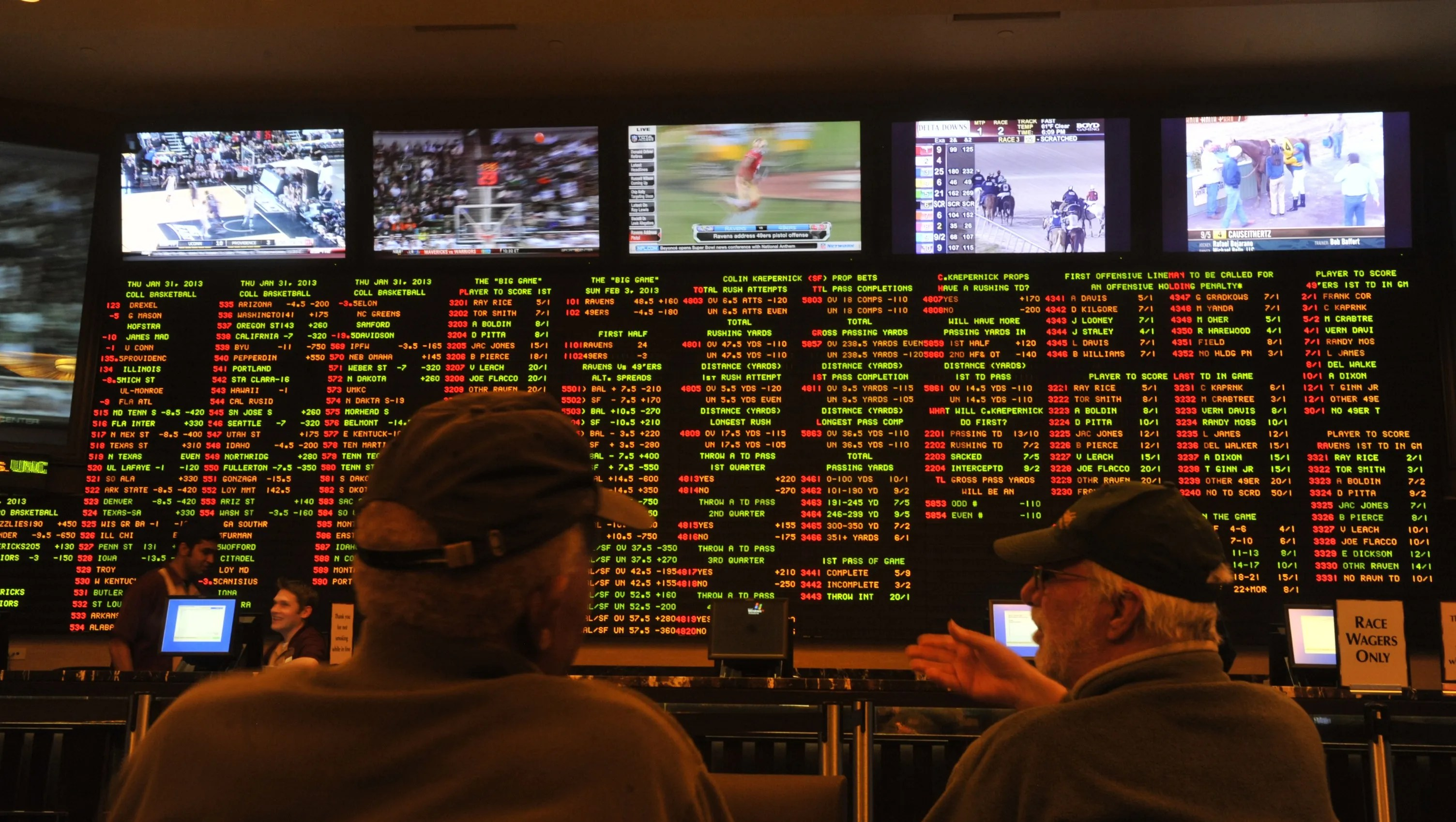 Sports betting still on hold at Monmouth Park