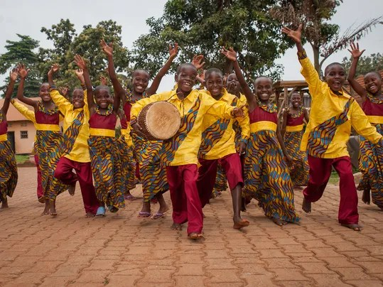 African Children's Choir to perform in Coshocton