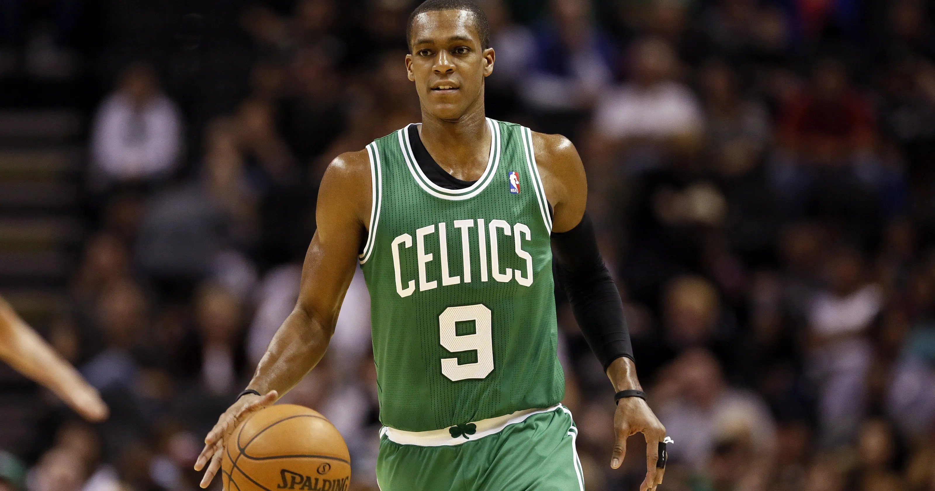 Rajon Rondo Hands Out Holiday Gifts Plays Connect Four At