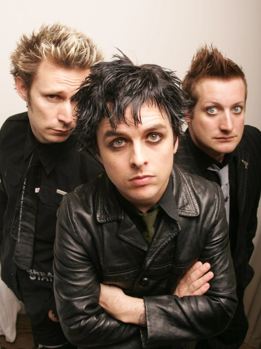XXX GREENDAY-ROCKHALL02 A ENT USA NY