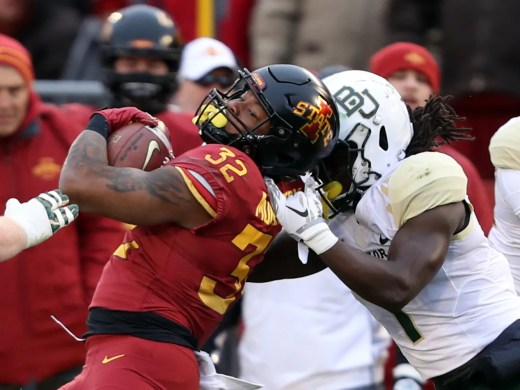Image result for Drake Bulldogs vs. Iowa State Cyclones