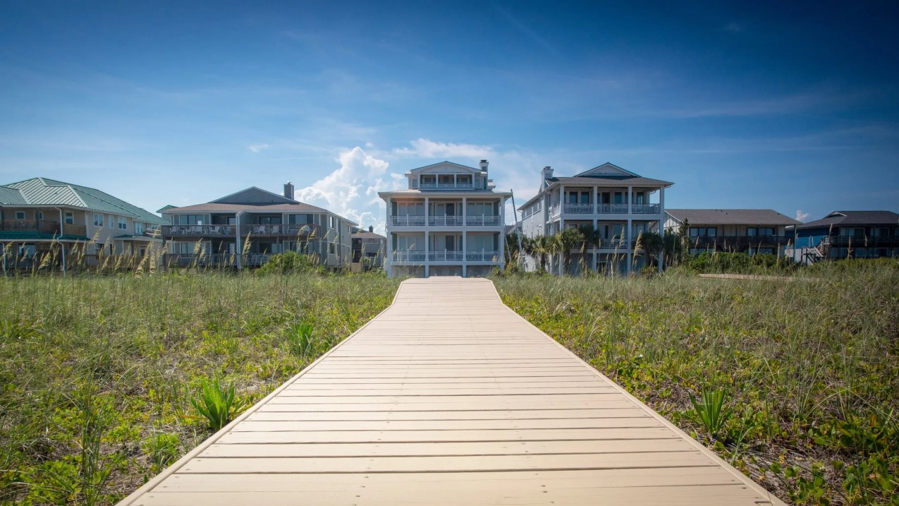 With more companies allowing employees to work from home, a dream of a beach home office may become reality.