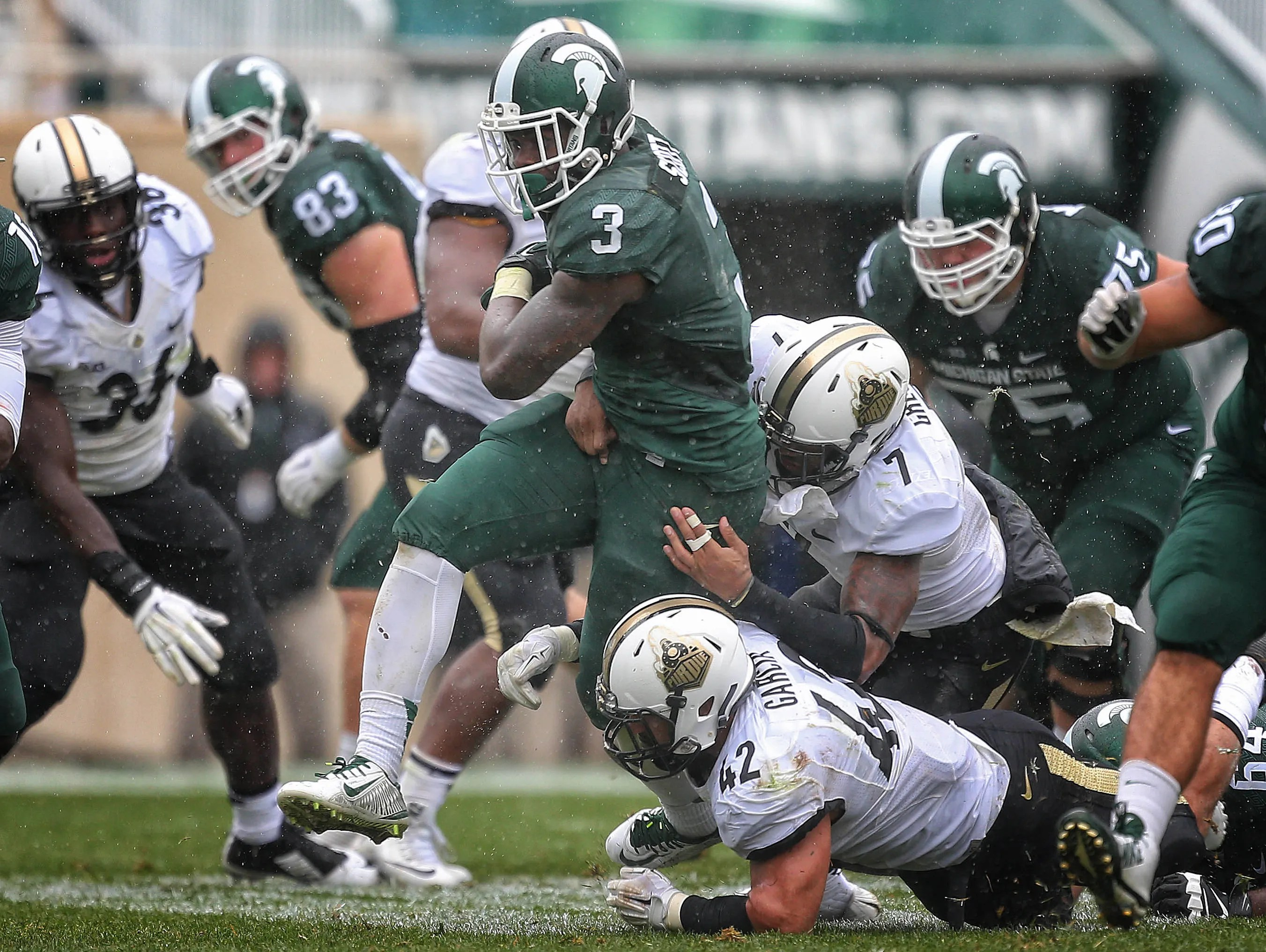 Image result for Purdue Boilermakers vs. Michigan State Spartans