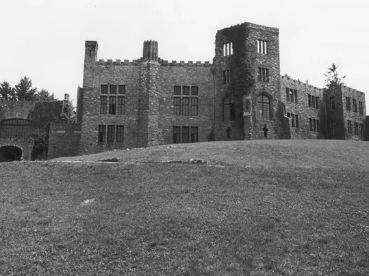 Today In Asheville History Seely S Castle