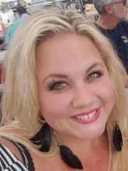 Heather Alvarado, 35, from Cedar City, Utah, was shot