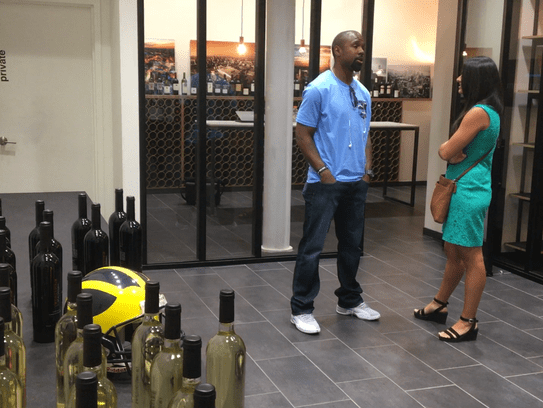Type Wines Charles Woodson