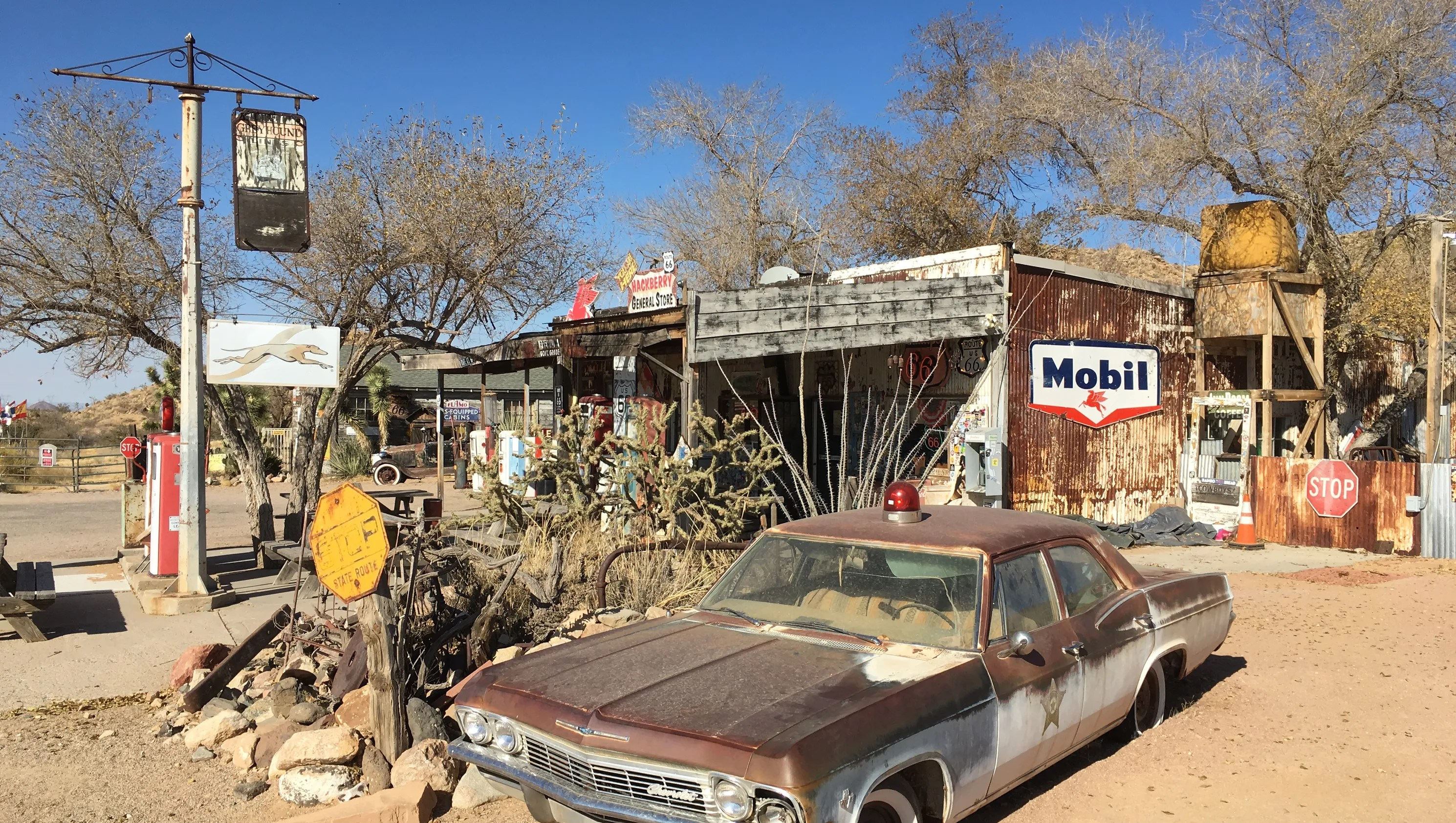 Hackberry General Store Fuels Nostalgia For Route 66