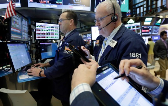 Stocks Tread Water As Week Ends