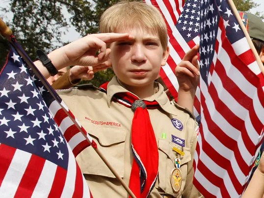 Fight Over Who Merits A Boy Scout Uniform An Ongoing Battle