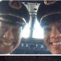Black women pilots make historic flight for Delta