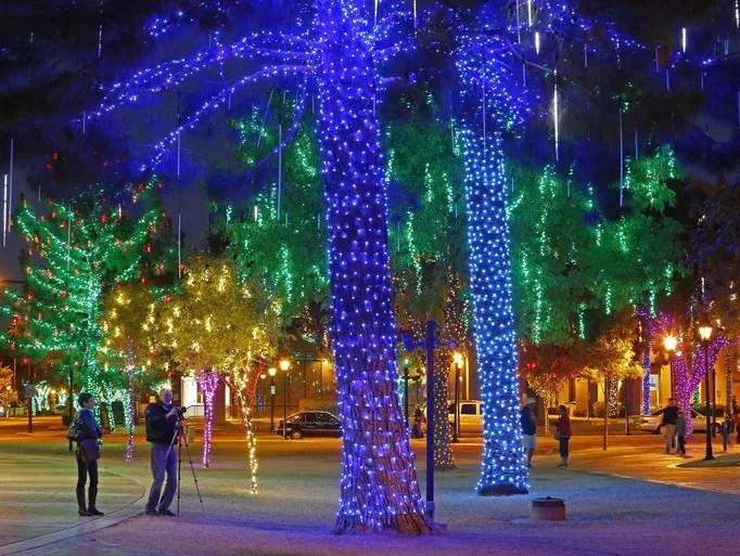 Zoo Lights Phoenix Az