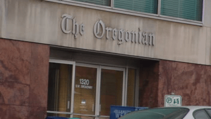 Oregonian chairman leaving for Eugene newspaper