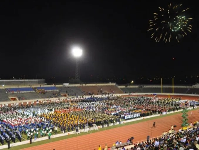 Battle of the Bands finale