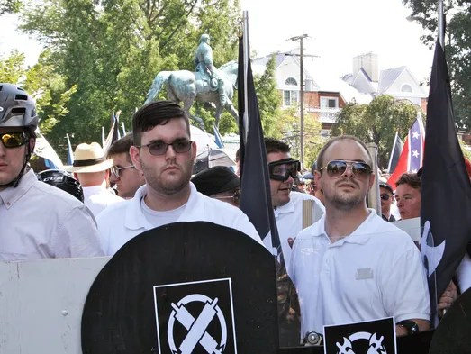 Why is Charlottesville ground zero for white supremacists?