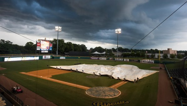 Friday Biscuits game postponed, doubleheader Saturday