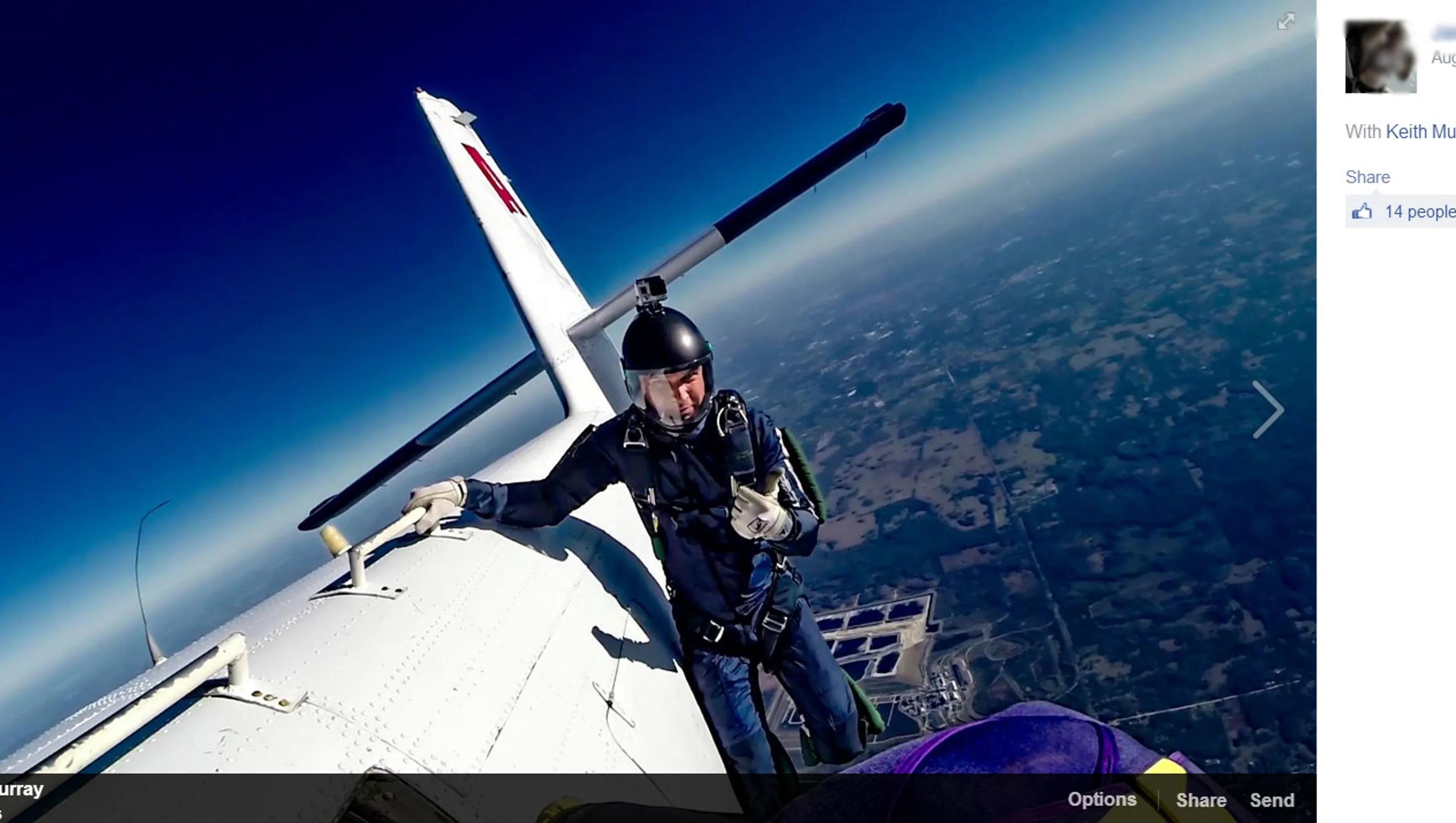 Skydiving Skydiving Zephyrhills Accident
