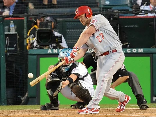 Reds don't have an All-Star hit since 2010