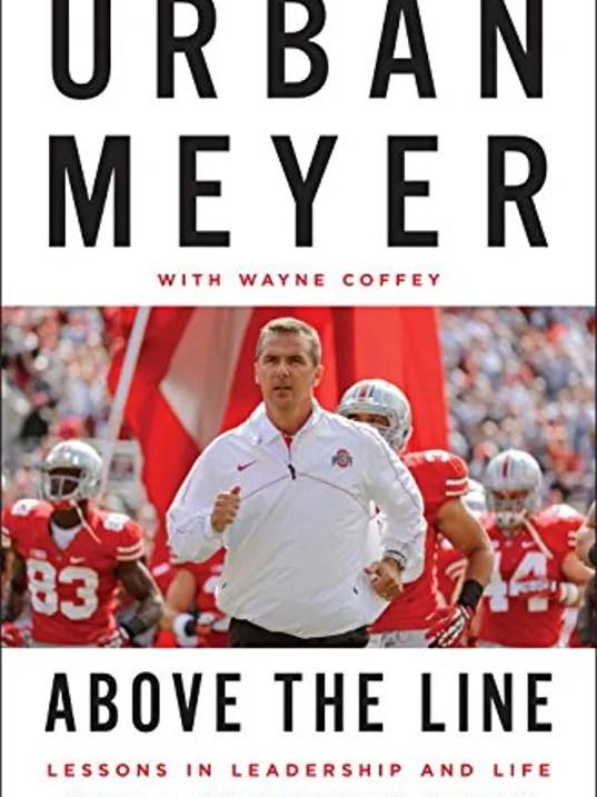 Ohio State's Urban Meyer writes first book, how fun!