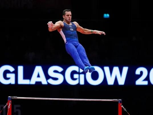 U.S. men's gymnastics team qualifies for Rio Olympics