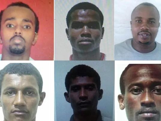 Kenyan militants