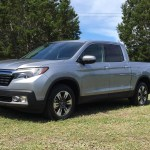 First Drive Honda Tries Again With Powerful New Ridgeline