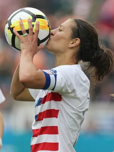 U.S. women's national team all-time leading goal scorers