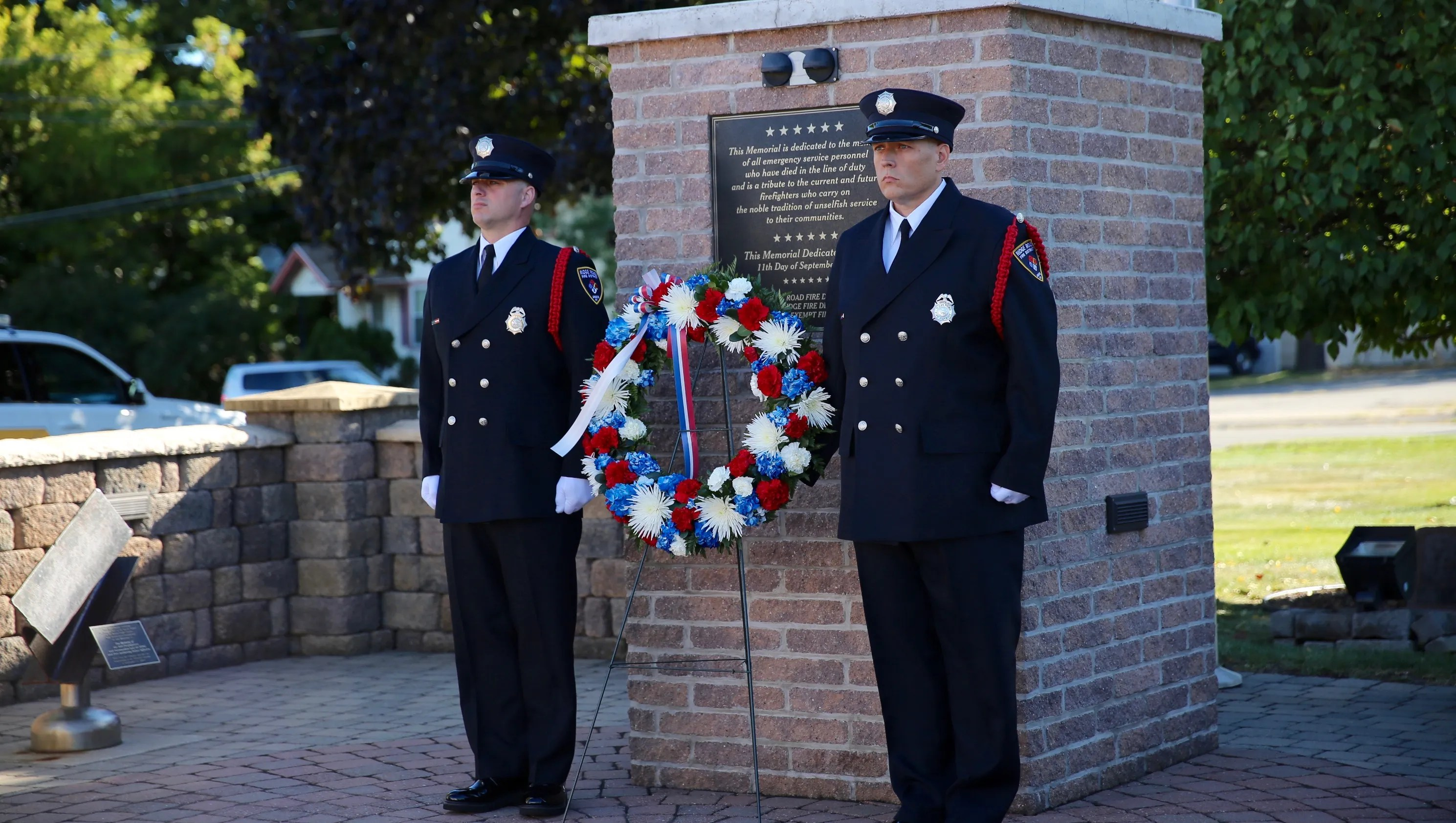 9 11 Tragedy Remembered In Rochester