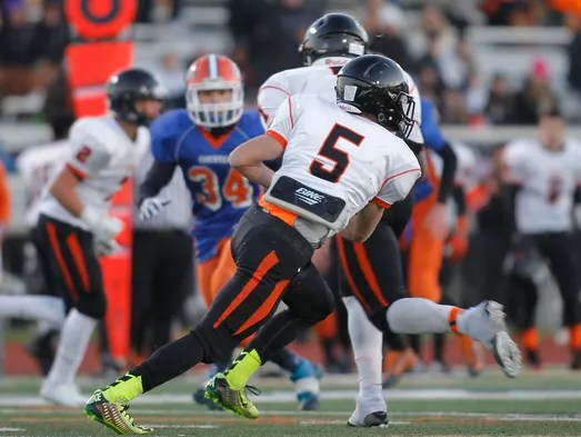 Tuckahoe overmatched in a 36-15 Class D state quarterfinal ...