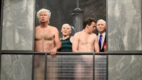 'SNL' and Alec Baldwin's Trump on Harvey Weinstein: 'What ...