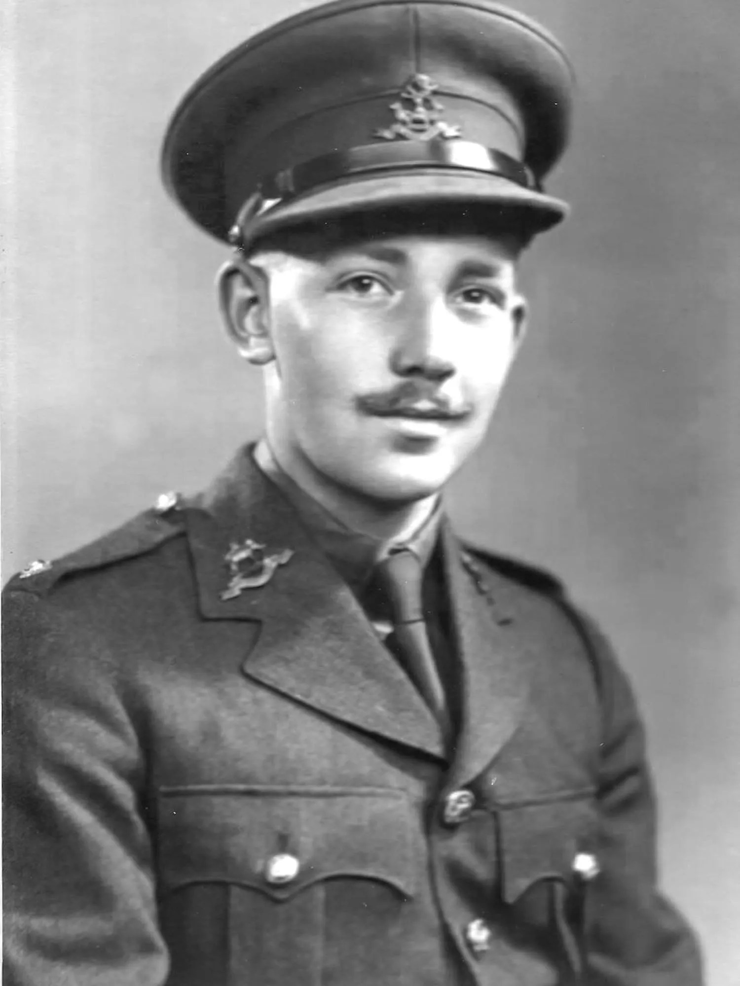 Tom Moore served in India and Indonesia during World War II. (Maytrix Group)