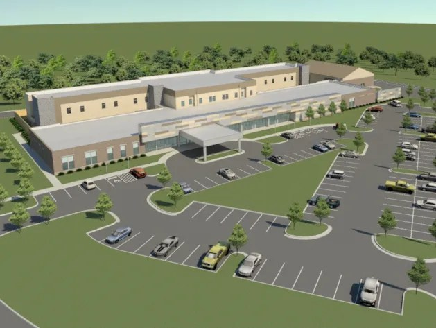 Nashville is getting a new 76-bed mental health hospital