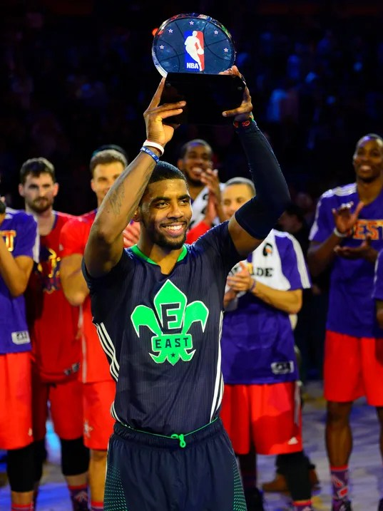 Image result for kyrie all star games