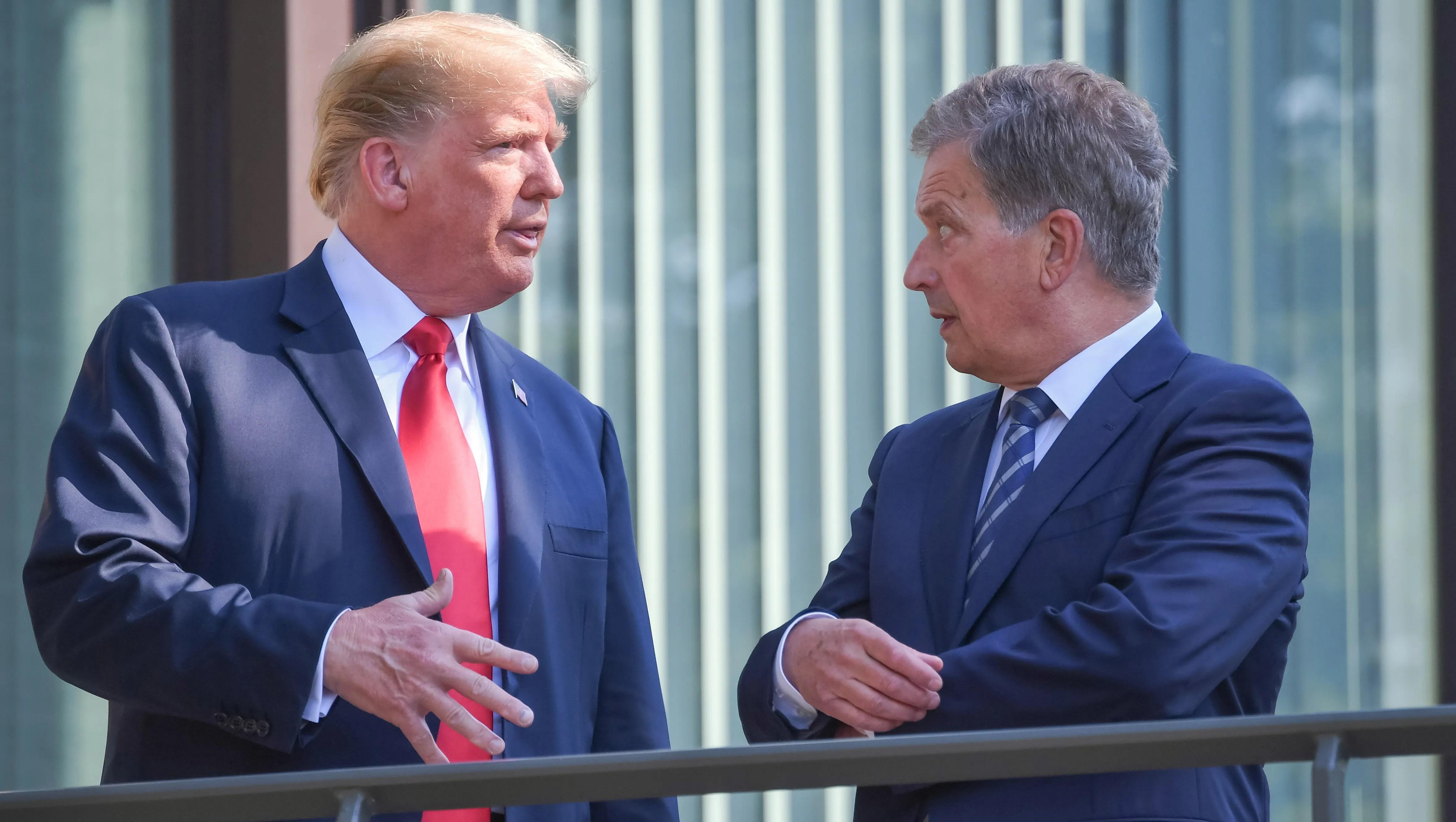 Trump-Putin summit in Helsinki: Election meddling, Ukraine ...