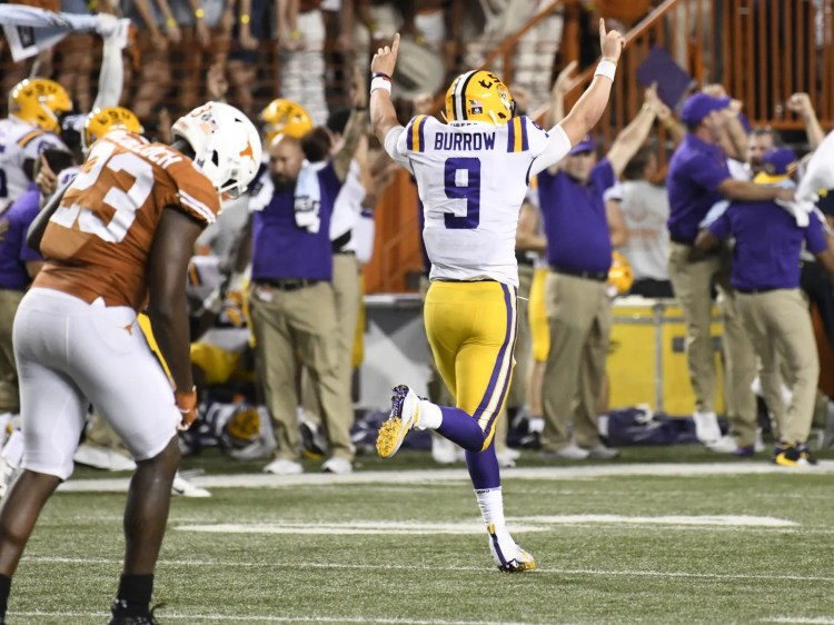 LSU vs. Clemson: Top 10 moments from LSU's season with room for more