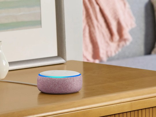 There are an estimated 160 million-plus smart speakers in U.S. households. Products such as the Amazon Echo (shown here) and Google Nest start at $29.