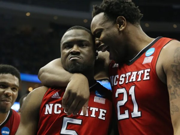 Sweet 16 teams in the 2015 NCAA tournament