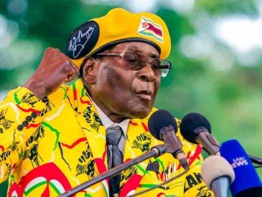 Zimbabwe's President Robert Mugabe, one of the world's