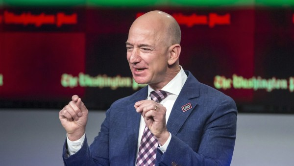 Amazon's Bezos now world's 3rd richest person