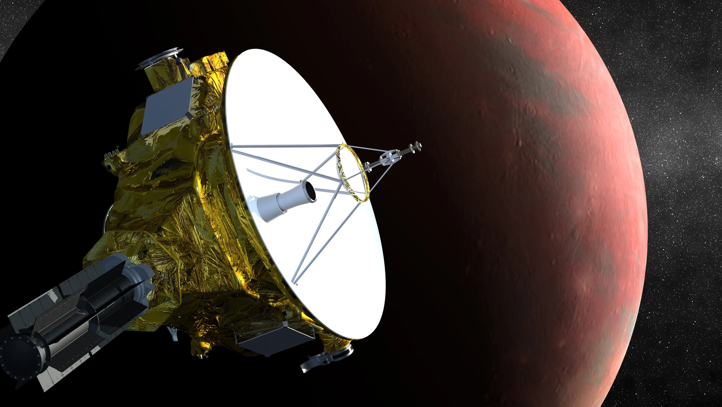 New Pluto Images Reignite Debate Over Dwarf Planet Status