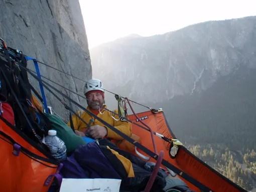 Father-son duo summit legendary Yosemite climb