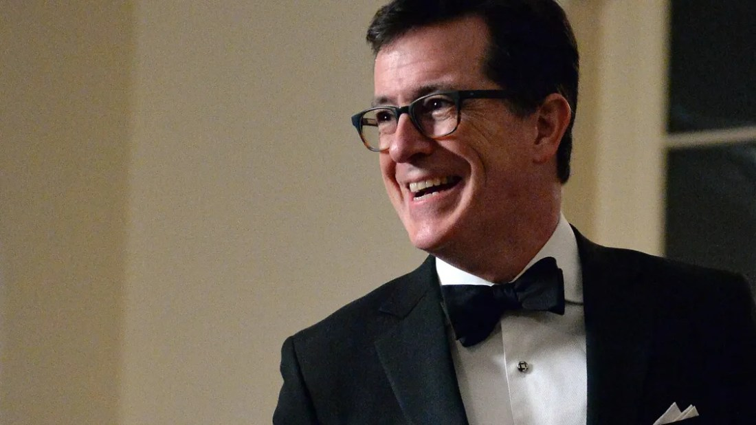 The Colbert Surprise and Good Marketing 1