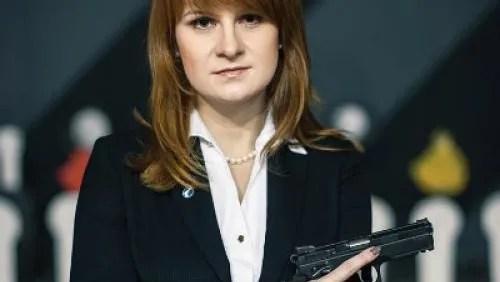 Maria Butina: Kremlin says U.S. charges against Russian ...