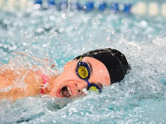 Central York vs Dallastown swimming