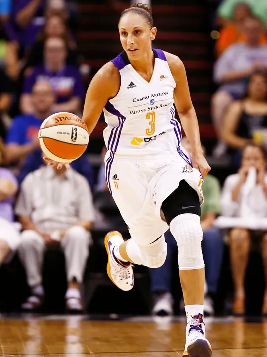 Taurasi is best female basketball player ever