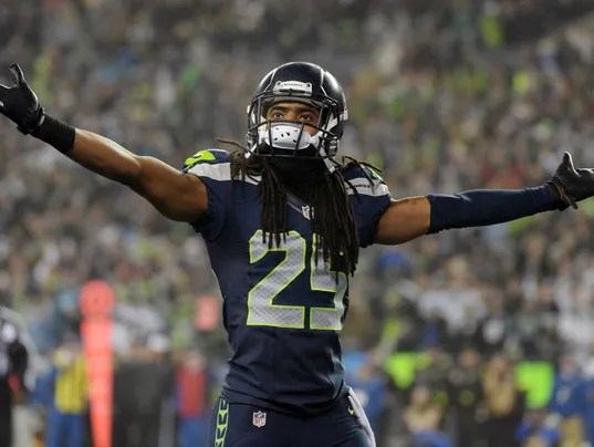 NFL: Divisional Round-Carolina Panthers at Seattle Seahawks