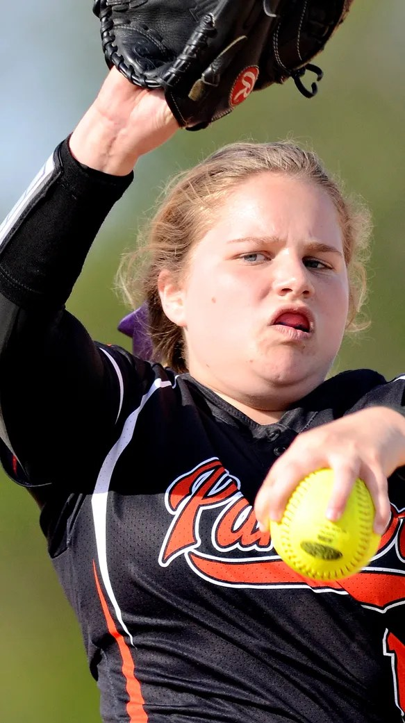 Central York's Rachel Butler has been named first-team