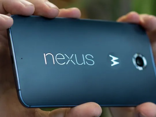The Nexus 6 is the best smartphone you can find for